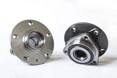 Automotive wheel hub Stock Photo