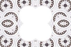 Car wheel riim pattern frame royalty free stock images