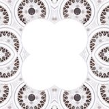 Car wheel riim pattern frame Stock Photos
