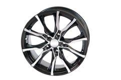 Car wheel Rim isolated on white. Stock Images