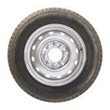 Car Wheel Tyre Royalty Free Stock Image
