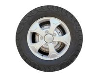 Car Wheel Tyre Stock Photos