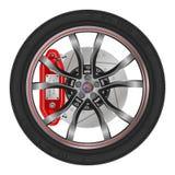 Car Wheel Stock Photos