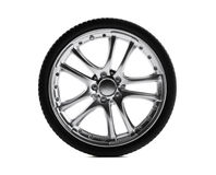 Car wheels Royalty Free Stock Photo