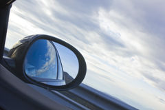 Car window view Stock Image