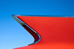Car Wing Royalty Free Stock Images