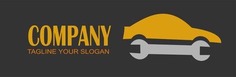 Logo vector design Royalty Free Stock Photos