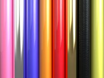 Car wrapping film roll