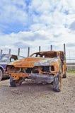 Car wreck Stock Photography