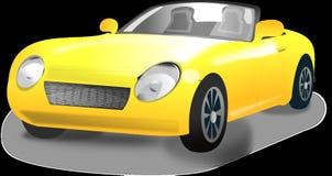 Car, Yellow, Sports, Automobile Stock Photos