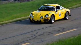 Car, Yellow, Sports Car, Racing stock photo