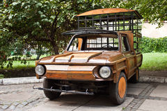 Car Zaporozhets Stock Images