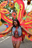 Caraïbisch Carnaval Stock Foto