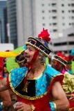 Caraïbisch festival Carnaval in Rotterdam Stock Foto's