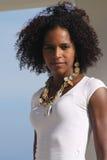 Caraïbisch meisje Royalty-vrije Stock Fotografie