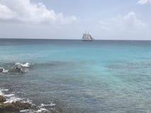 Caraïbisch Schip Royalty-vrije Stock Foto