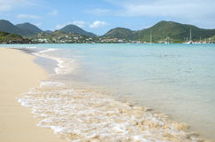 Caraïbisch Strand 1 royalty-vrije stock fotografie
