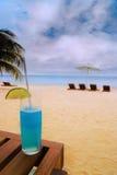 Caraïbische cocktail Stock Afbeelding