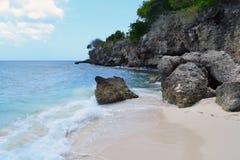 Caraïbische mening II Stock Foto