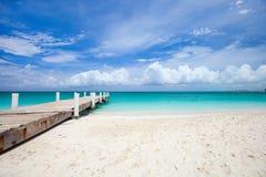 Caraïbische overzees stock afbeelding
