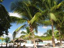 Caraïbische overzees. Stock Fotografie