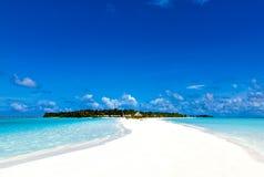 Caraïbische vakantie in een tropisch paradijs Stock Foto