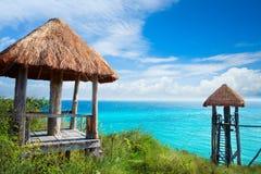 Caraïbische Zee royalty-vrije stock afbeelding