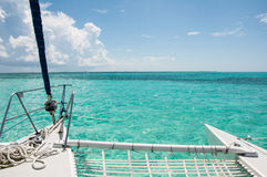 Caraïbische Zee Royalty-vrije Stock Foto
