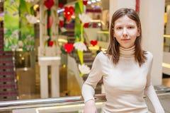 Cara adolescente Imágenes de archivo libres de regalías