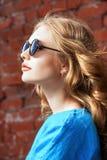Cara ao Sun Fotografia de Stock Royalty Free