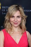 Cara Buono. At the 9th Annual BAFTA Los Angeles TV Tea Party, L 'Ermitage, Beverly Hills, CA 09-17-11 Stock Photography