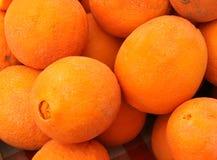 Cara Cara orange, Citrus sinensis 'Cara Cara' Stock Image