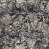 Cara da rocha Imagem de Stock