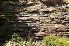 Cara da rocha do vale Fotografia de Stock