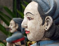 Cara de Bali, Indonésia Fotos de Stock