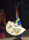 Cara de Bian Lian que cambia ópera china Foto de archivo libre de regalías