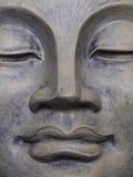 Cara de Buddha Imágenes de archivo libres de regalías