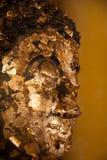 Cara de Buddha Foto de archivo libre de regalías