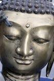 Cara de Buddha Fotografía de archivo