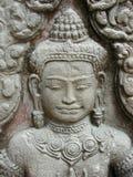 Cara de Devi Imagen de archivo libre de regalías