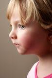 Cara de Girly Foto de archivo