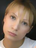 Cara de Inocent Imagenes de archivo
