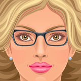 Cara de la belleza