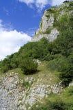 Cara de la colina Imagen de archivo libre de regalías