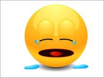 Cara de la emoción Foto de archivo