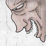 Cara de la esquina libre illustration