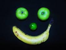 Cara de la fruta foto de archivo