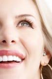 Cara de la mujer Fotos de archivo