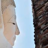 Cara de Lord Buddha Foto de Stock