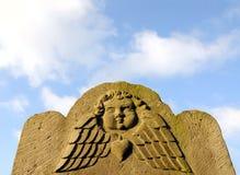 Cara de los ángeles foto de archivo libre de regalías